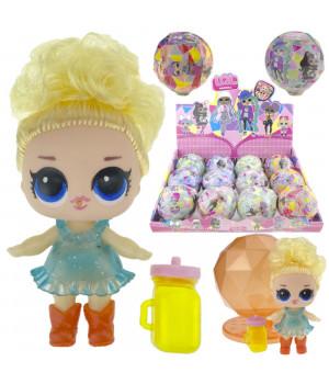 Кукла LOL в шаре