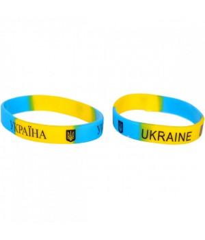 Силиконовый браслет Украина