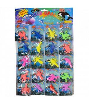 Растишки Морские животные
