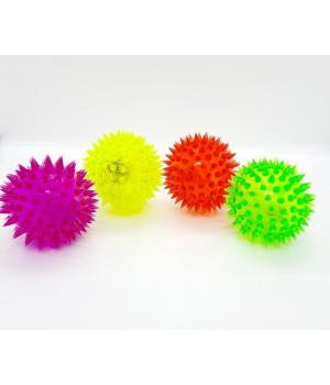 Светящий мяч пищалка