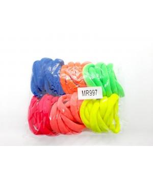 Набор бесшовных резинок цветные 50 шт