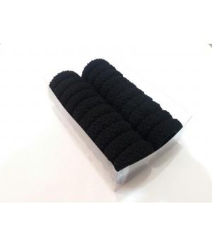 Бесшовные резинки чёрные