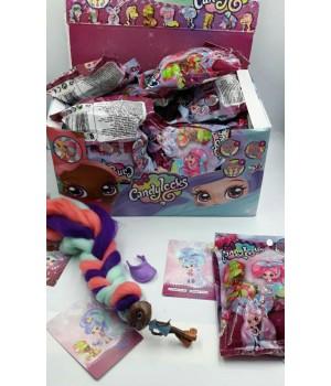 Кукла Candylocks+ 3 карточки