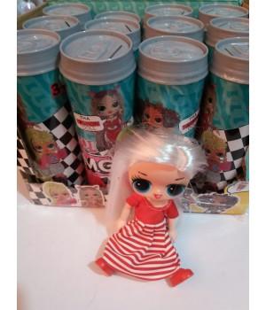 Кукла LOL O.M.G. в колбе