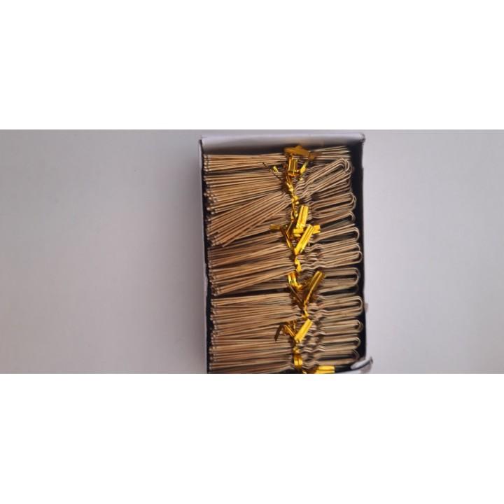 Шпилька золото 7 см