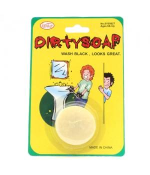 Прикол мыло грязь.