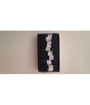Шпилька черная 6 см