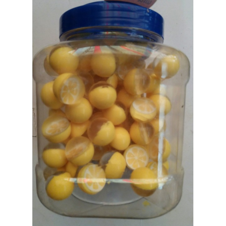 Попрыгунчики маленькие лимон