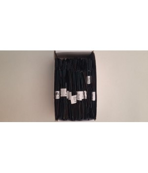 Шпилька черная 8 см