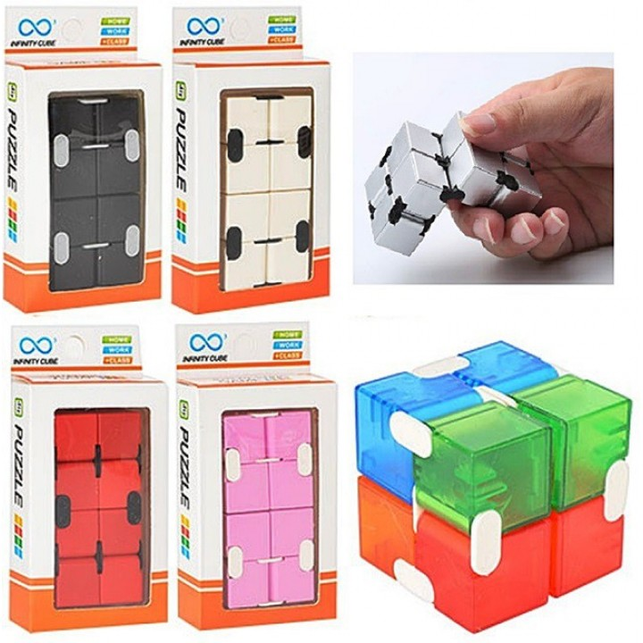 Кубик Рубик Бесконечный