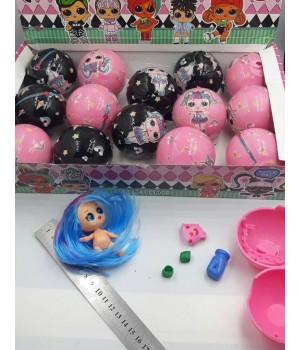 """Кукла сюрприз """"LOL Mini"""" в яйце"""