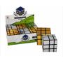 Кубик Рубика золото/серебро