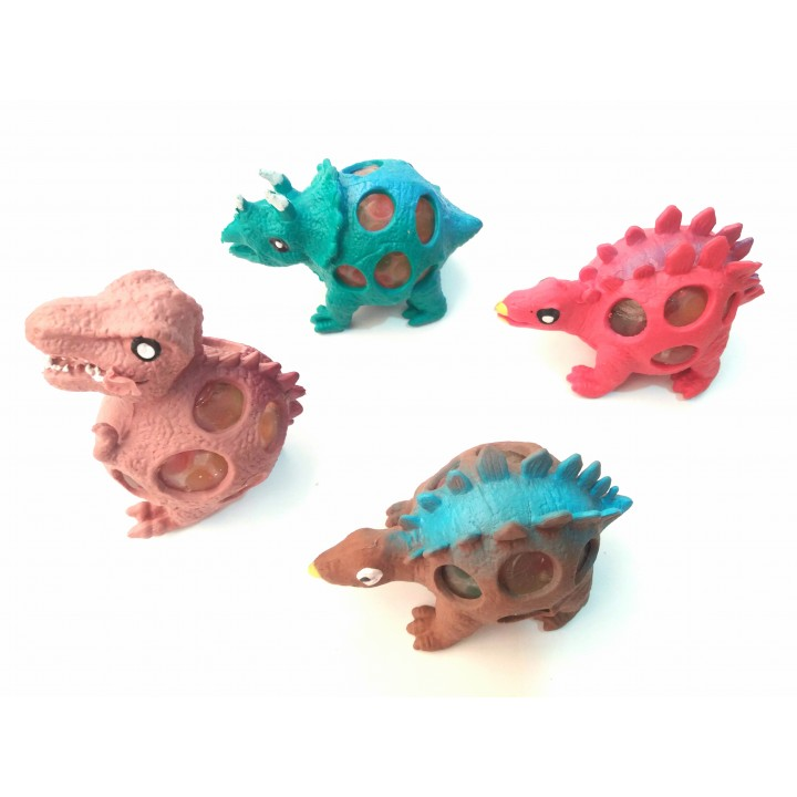 Лизун Динозавр с гидрогелем