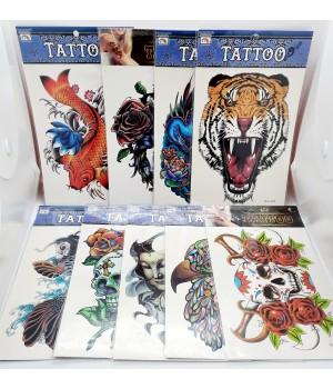 Татуировки ассорти