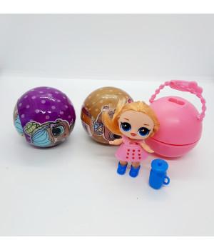 Кукла сюрприз LOL Mini в шаре