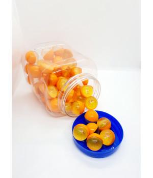 Попрыгунчики средние Апельсин 60 шт
