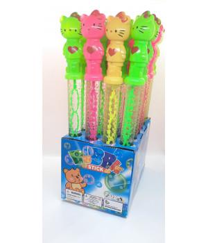 Мыльные пузыри  Hello Kitty 35 см.